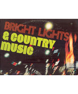 Bright Lights & Country Music LP Columbia House Records 1973 - $2.98