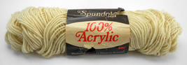 Vintage National Yarn Crafts Spundola Acrylic 4-Ply Yarn - 1 Skein Fishe... - $7.08 CAD
