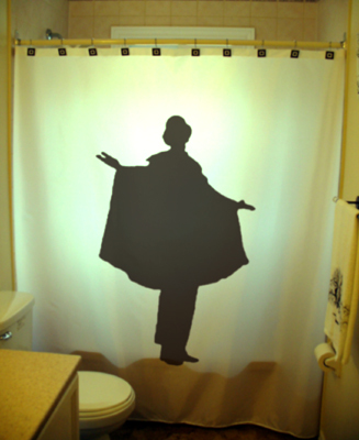 Magician shower curtain 2  65