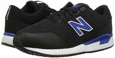 New Balance Men's 005v1 Sneaker 4 Black/Royal