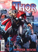 Thor Poster Book #1 VF/NM; Marvel   save on shipping - details inside - £12.91 GBP