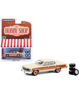 1978 AMC Matador Barcelona Sand Tan and Golden Ginger with Spare Tires T... - $21.19