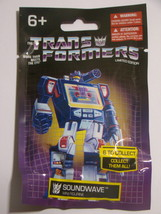 TRANS FORMERS - LIMITED EDITION - SOUNDWAVE - MINI FIGURINE - $10.00