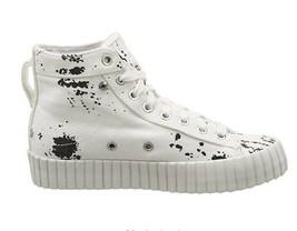 Diesel Womens S-Exposure Cmc W Y01647 Sneakers White US 8.5 - $112.33