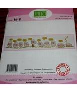 PINN Cross Stitch Kit~tiny pink sheep counting their way to sleep - $7.50