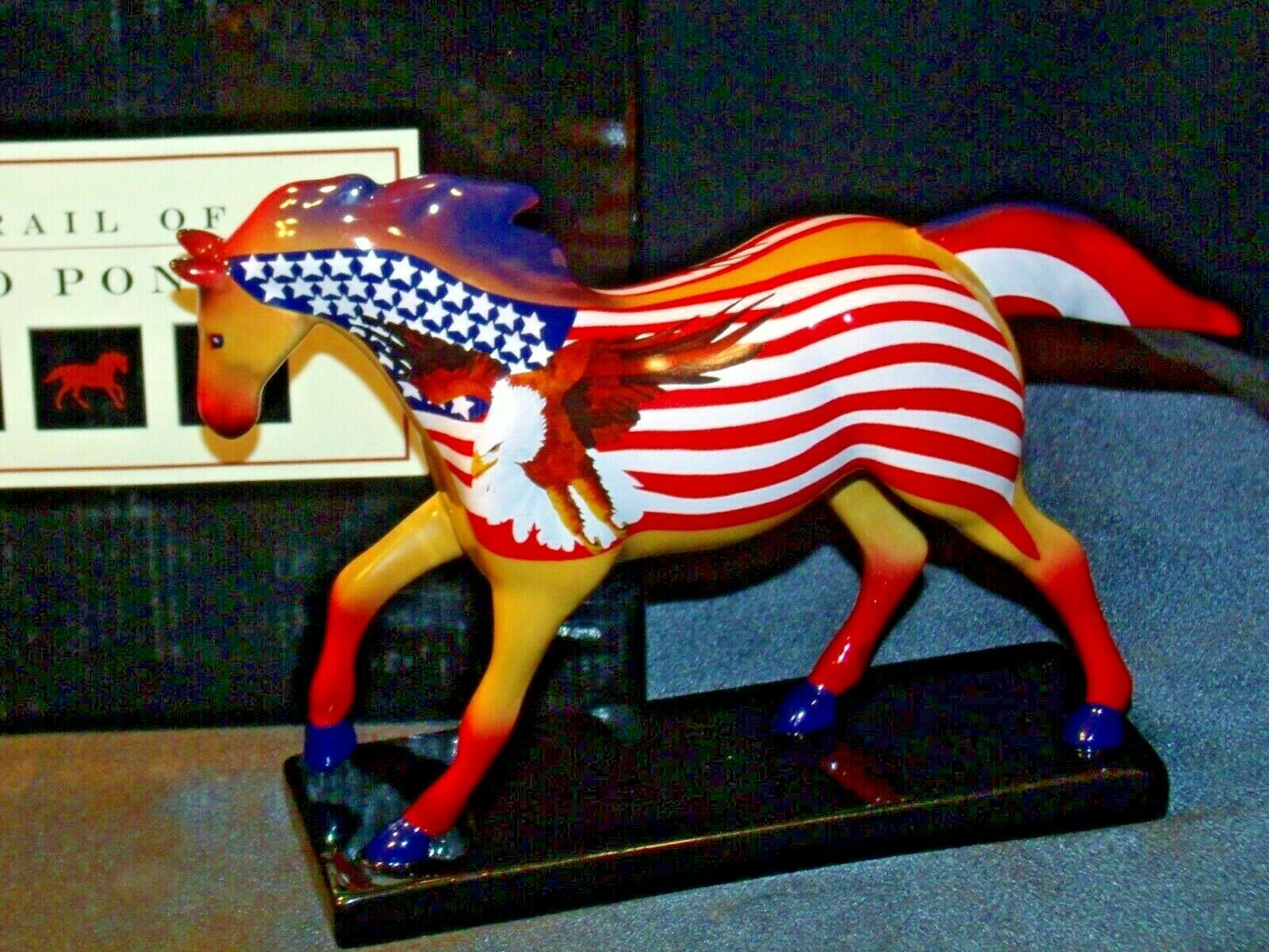 Ceramic Trail of the Painted Pony Give Me Wings #1471 Westland GiftwareAA-191998