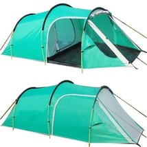 Family Tent Outdoor Camping Party Travelling 3-4 Person Mountain Tent Wa... - $174.40