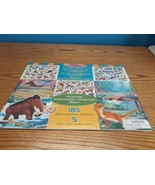 Melissa & Doug Prehistoric Reuseable Sticker Pad Book New  - $7.87