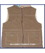 NEW Gymboree AMERICAN HERITAGE QUILTED  VEST Winter 7 8 - $15.99