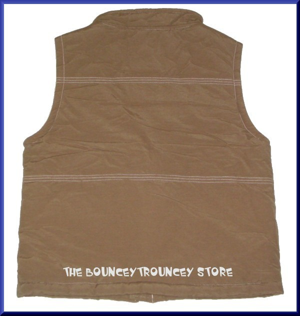 NEW Gymboree AMERICAN HERITAGE QUILTED  VEST Winter 7 8