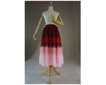 Red pink tulle skirt 4 thumb155 crop
