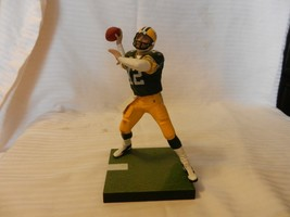 2011 Aaron Rodgers #12 Green Bay Packers McFarlane Figurine Green Uniform  - $29.69