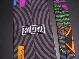 Ralph Marlin RM Style Neck Tie Internet 1996 image 2