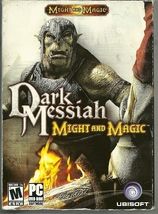 Dark Messiah Might and Magic PC Game DVD Action RPG Mature 2006 Win XP O... - $8.93