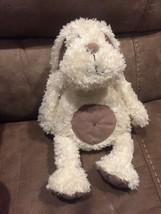 "JELLYCAT 16"" ""Pootie Bunny"" RABBIT Beige Beanbag Plush Stuffed Animal HTF - $37.36"