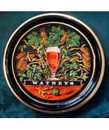 Vintage WATNEYS RED BARREL BEER Tray British Souvenir Collector Collectible - $49.95