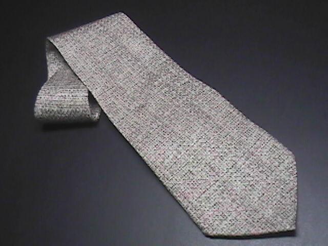 Tie jz richards brown weave silk 02