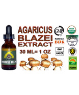 AGARICUS BLAZEI MURILL ORGANIC EXTRACT - OCA-BRAZIL - $13.00