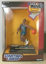 Grant Hill NBA Detroit Pistons SLU Backboard Kings MIB 1997 Starting Lin... - $19.34