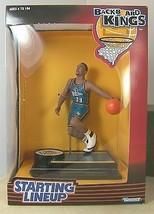 Grant Hill NBA Detroit Pistons SLU Backboard Kings MIB 1997 Starting Lineup NIB - $19.34