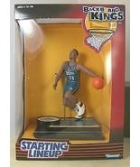 Grant Hill NBA Detroit Pistons SLU Backboard Kings MIB 1997 Starting Lin... - $19.34