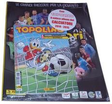 Topolino 3085 + Album Calciatori 2014-15 Panini Gadget Sealed - $18.00