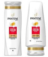 Pantene Pro-V Radiant Color Shine Shampoo (12.6 oz) and Conditioner (12 ... - $13.85