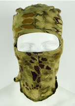 Russian Military Army Special Forces 1 Hole Face Mask Balaclava Python Camo - $6.45