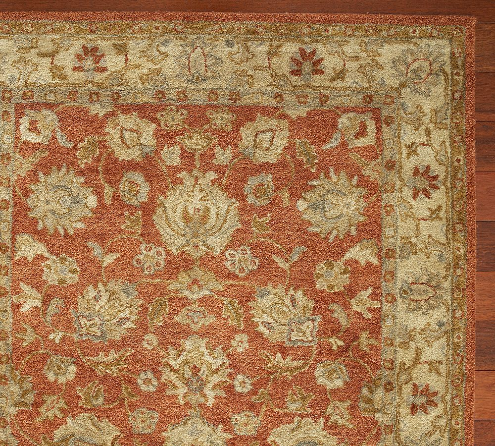 Sale brand new pottery barn dee persian style woolen area for Area carpets and rugs