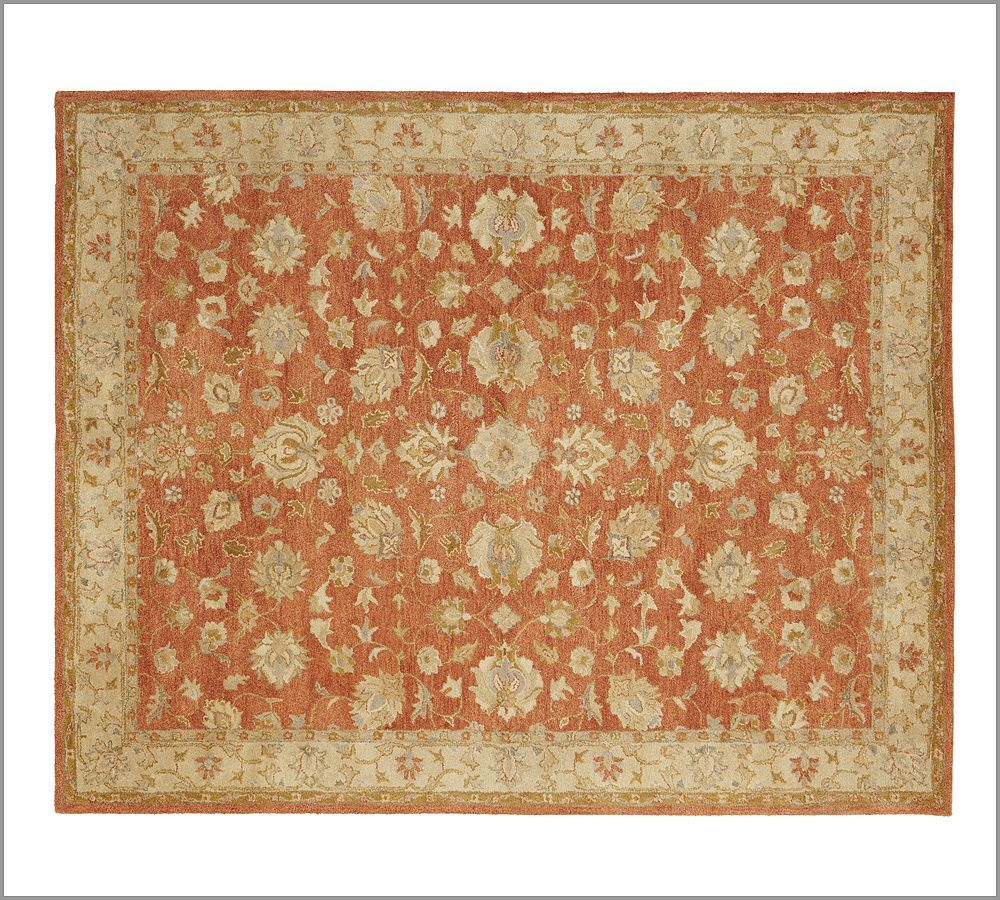 Pottery Barn Persian Rug: Sale Brand New Pottery Barn DEE Persian Style Woolen Area