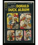 Donald Duck Album #2 FR 1963 Gold Key Comic Book - $3.26