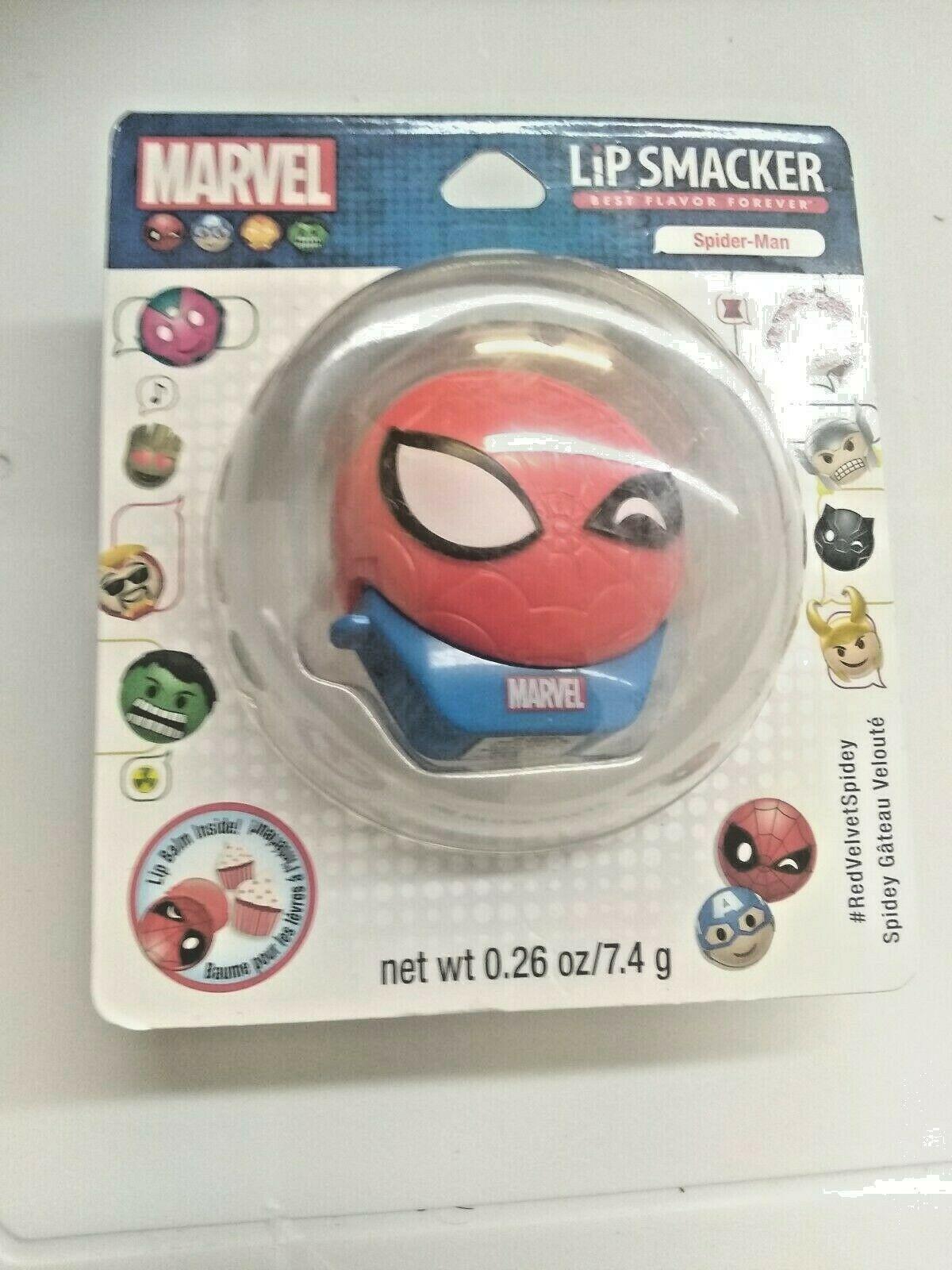 Lip Smacker Spider-Man Spider Stocking Stuffer Marvel 1410482