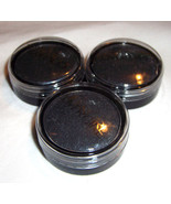 3x Cover Girl Eyeshadow Flamed Out Molten Black #300 Shimmer New - $9.99