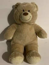 """Build a Bear Beige Tan Plush Animal with Magical Wand Sound in Paw 16"""" Soft - $21.65"""