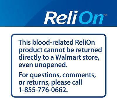 ReliOn 30 Gauge Ultra-Thin Lancets, 200 Ct and 50 similar items
