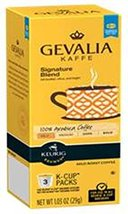 GEVALIA Signature Blend Coffee, K-CUP Pods, 1.02 Ounces, 3 count - $5.93