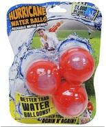 Reusable Water Balloons Splash Bombs Hurricane Reusable Water Balls 3 Pack  - $9.98
