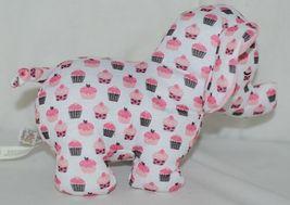 Baby Ganz Brand BG3192 Pink And Brown Ooh La La Plush Cupcake Elephant image 3