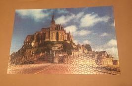 Vintage F.X. Schmid Super Puzzle 1000 - No. 98243 Mont St. Michel image 2