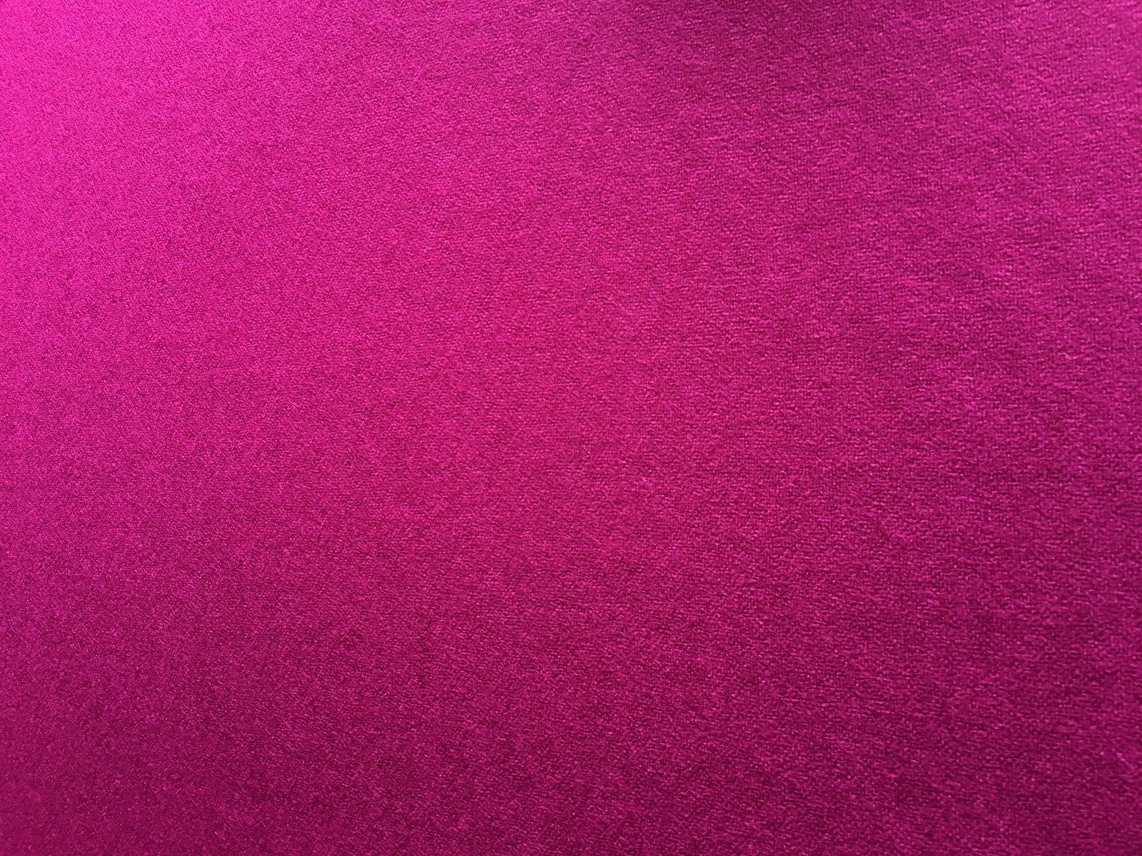14.75 yds Mid Century Upholstery Fabric Hopsack Fuchsia Wool DXX
