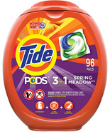 Tide PODS Laundry Detergent Liquid Pacs, Spring Meadow Scent, HE Compati... - $27.99