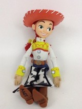 Disney Store Pixar Toy Story Talking Pull String Jessie Cowgirl Figure Doll - $39.55
