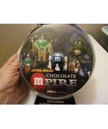 M&M Star Wars Chocolate Mpire Empire Queen Amidala, C-3P0, R2-D2 Figures... - $6.93