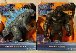 "NEW GODZILLA VS KING KONG MONSTERVERSE 11"" GIANT KONG PLAYMATES TOYS TOH... - $73.50"