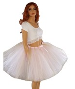 Pink and Gold Sparkle Tutu - Adult and Child Sizes Available - $25.00+