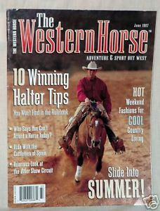 Primary image for The Western Horse June 1997