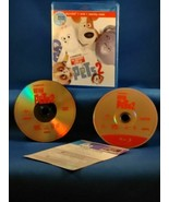 KEVIN HART PATTON OSWALT The Secret Life Of Pets 2 DVD and Blu Ray - $6.92