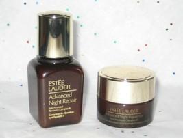 Estee Lauder Advanced Night Repair Synchronized Complex II & Eye .5 oz & .17 oz - $21.50