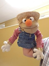 "Professional ""Scarecrow"" Muppet Style Ventriloquist Puppet * Custom Made - $40.00"