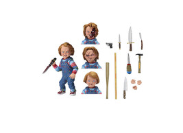 Chucky Ultimate Edition Poseable Figure from Child`s Play 42112 - $45.22